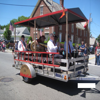 Firehouse 6 at 2019 Stevens Alumni Parade