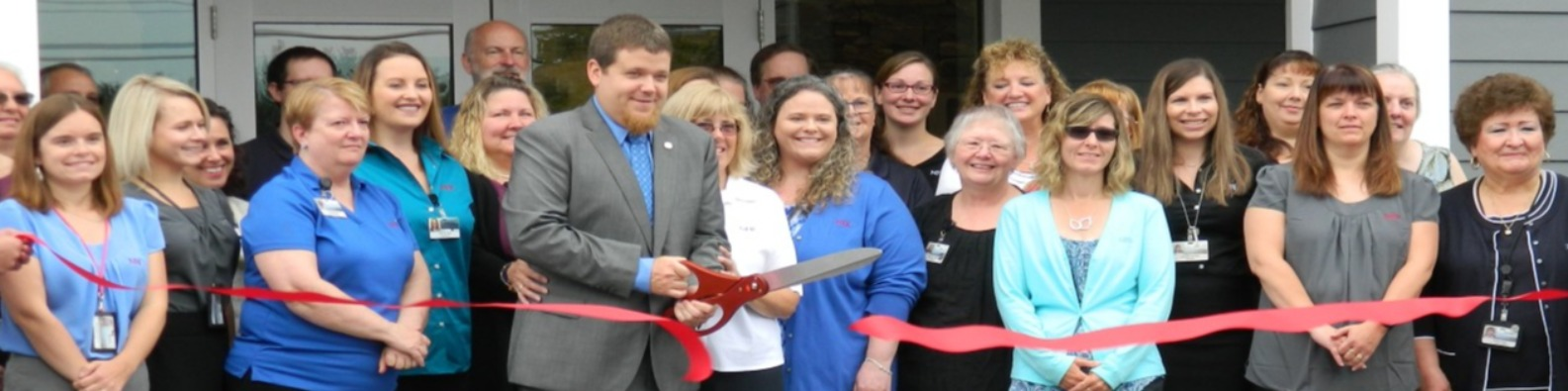 National Field Reps Ribbon Cutting