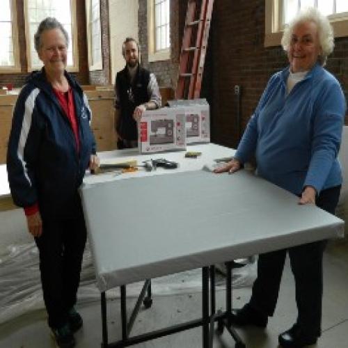 Makerspace Volunteers