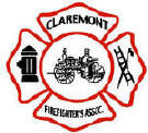 Logo for Claremont Firefighters Association
