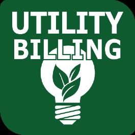 Utility Billing lightbulb logo
